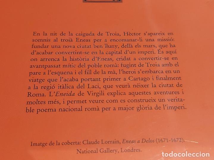 Libros: VIRGILI / ENEIDA II / BERNAT METGE ESSENCIAL / 12 / PRECINTADO A ESTRENAR. - Foto 2 - 227227810