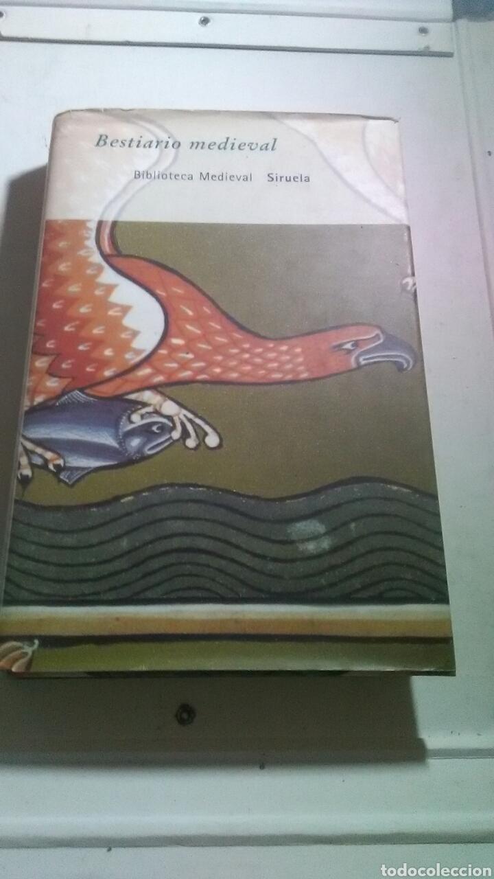 Libros: Bestiario medieval. Ediciones Siruela. Biblioteca Medieval. 1986. 1999 - Foto 7 - 228653625
