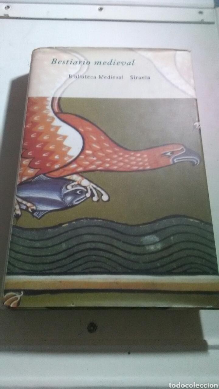 Libros: Bestiario medieval. Ediciones Siruela. Biblioteca Medieval. 1986. 1999 - Foto 8 - 228653625