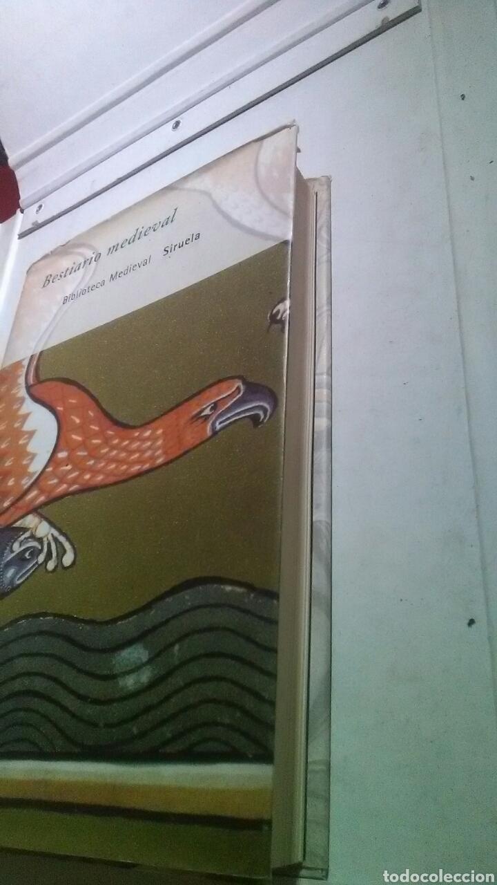 Libros: Bestiario medieval. Ediciones Siruela. Biblioteca Medieval. 1986. 1999 - Foto 10 - 228653625
