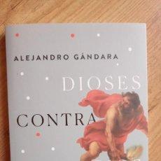 Livros: DIOSES CONTRA MICROBIOS - ALEJANDRO GÁNGARA. Lote 232333820