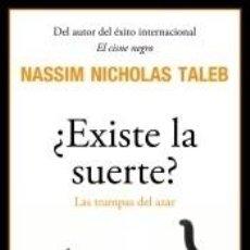 Libros: ¿EXISTE LA SUERTE?. Lote 234310420