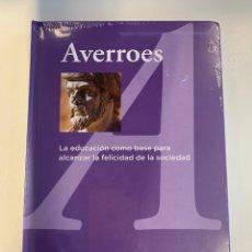 Livres: AVERROES LA EDUCACIÓN COMO BASE PARA ALCANZAR LA FELICIDAD DE LA SOCIEDAD - EDITORIAL GREDOS - NUEVO. Lote 237042770
