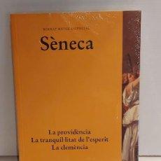 Libros: SÈNECA / LA PROVIDÈNCIA... / BERNAT METGE ESSENCIAL / 9 / PRECINTADO A ESTRENAR.. Lote 237338695