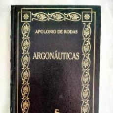 Libros: APOLONIO DE RODAS: ARGONÁUTICAS. Lote 239980970