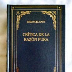 Libros: KANT: CRÍTICA DE LA RAZÓN PURA - NUEVO. Lote 242837165