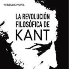 Libros: LA REVOLUCIÓN FILOSÓFICA DE KANT. Lote 243786330