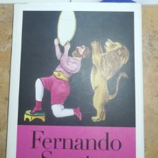 Libros: LAS PREGUNTAS DE LA VIDA. FERNANDO SAVATER.. Lote 245209940