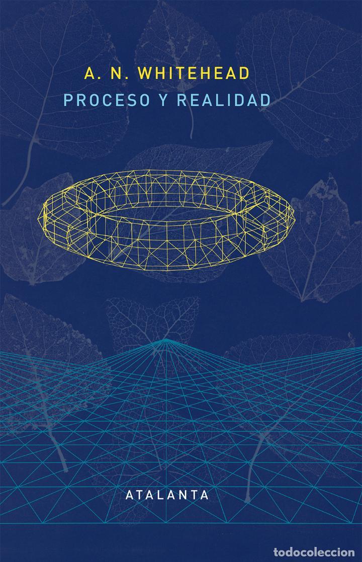 PROCESO Y REALIDAD. A.N. WHITEHEAD (Libros Nuevos - Humanidades - Filosofía)