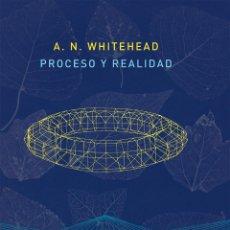 Libros: PROCESO Y REALIDAD. A.N. WHITEHEAD. Lote 247686100