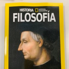 Libri: MAQUIAVELO EXTRA FILOSOFÍA NATIONAL GEOGRAPHIC NUEVO. Lote 248502185