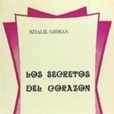 Libros: SECRETOS DEL CORAZÓN, LOS. Lote 256155795