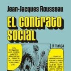 Libros: CONTRATO SOCIAL, EL. Lote 257264635