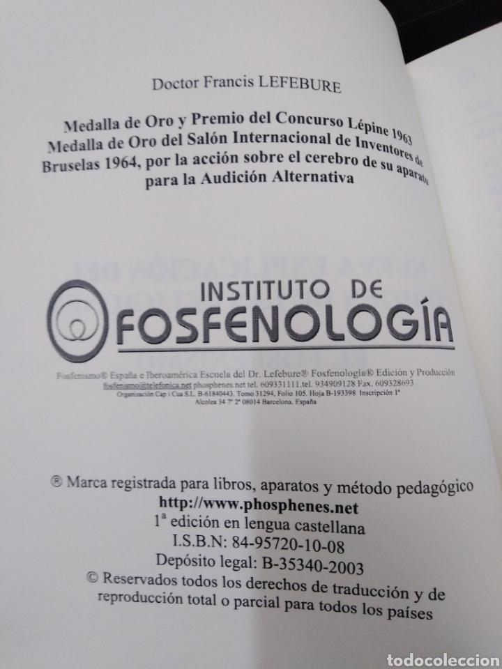Libros: NUEVA EXPLICACIÓN DEL ORIGEN DE LAS RELIGIONES EL FOSFENISMO-FRANCIS LEFEBURE-2002 - Foto 5 - 257398790