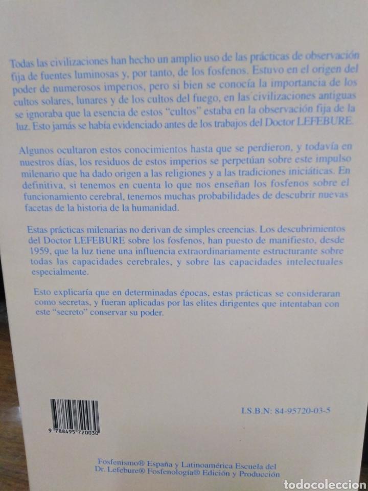 Libros: UNA CONSTANTE EN LA HISTORIA LA LUZ-FRANCIS LEFEBURE-2002 - Foto 3 - 257399125
