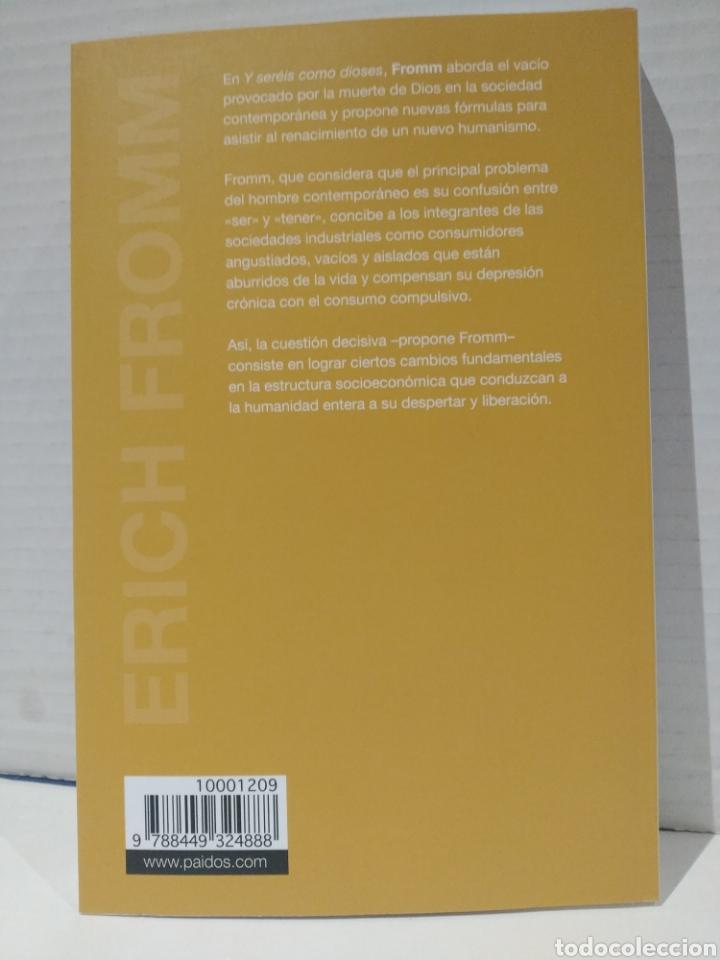 Libros: Y seréis como dioses Erich Fromm - Foto 2 - 257909395