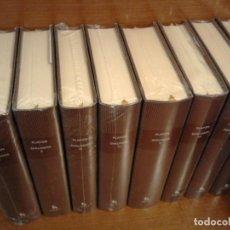 Livres: PLATÓN - DIÁLOGOS COMPLETOS EN 8 TOMOS - NUEVOS PRECINTADOS - BIBLIOTECA CLÁSICA GREDOS 2015. Lote 258512900