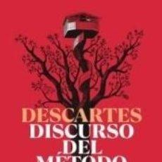 Libros: EL DISCURSO DEL MÉTODO. Lote 262231425