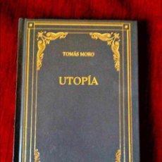 Libros: TOMÁS MORO: UTOPÍA - NUEVO. Lote 263189965