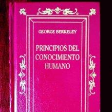Libros: BERKELEY: PRINCIPIOS DEL CONOCIMIENTO - NUEVO. Lote 263190530
