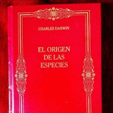 Libros: DARWIN: EL ORIGEN DE LAS ESPECIES - NUEVO. Lote 263192105