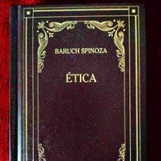 Libros: SPINOZA: ÉTICA - NUEVO. Lote 263192910