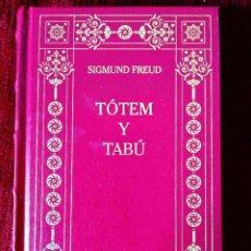 Libros: FREUD: TÓTEM Y TABÚ - NUEVO. Lote 263194045