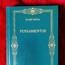 Libros: PASCAL: PENSAMIENTOS - NUEVO. Lote 263198930