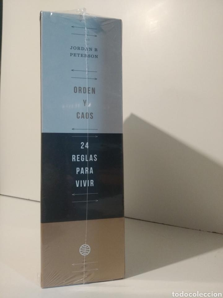 Libros: Estuche Orden y caos 24 reglas para vivir 12 reglas para vivir Más allá del orden Jordan Peterson. - Foto 3 - 263794100
