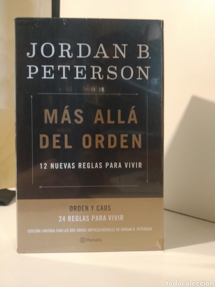 Libros: Estuche Orden y caos 24 reglas para vivir 12 reglas para vivir Más allá del orden Jordan Peterson. - Foto 5 - 263794100