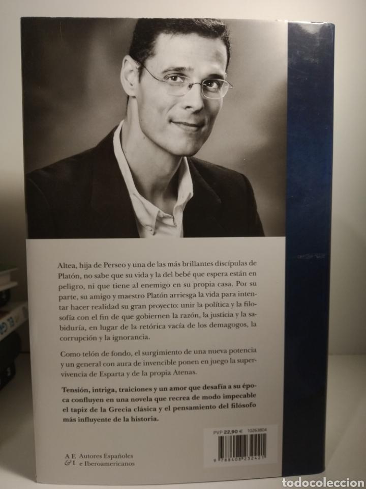 Libros: El asesinato de Platón Marcos Chicot - Foto 2 - 264564209