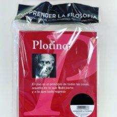 Libri: PLOTINO COLECCIÓN FILOSOFÍA - NUEVO. Lote 268265234