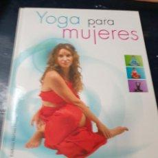 Libros: YOGA PARA MUJERES ESTEFANIA MARTINEZ. Lote 269383918