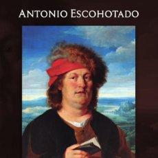 Libros: APRENDIENDO DE LAS DROGAS - ANTONIO ESCOHOTADO.. Lote 270985563