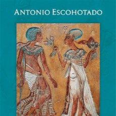 Libros: HISTORIA ELEMENTAL DE LAS DROGAS - ANTONIO ESCOHOTADO.. Lote 270985783