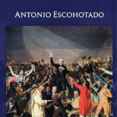 Libros: EL ESPÍRITU DE LA COMEDIA - ANTONIO ESCOHOTADO.. Lote 270986008