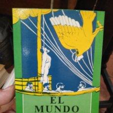 Libri: EL MUNDO DE ODISEO-M.I.FINLEY-BREVIARIOS-1984. Lote 274326168