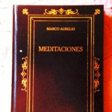 Libros: MARCO AURELIO: MEDITACIONES - NUEVO. Lote 263190245