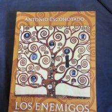 Livros: LOS ENEMIGOS DEL COMERCIO (III) - ANTONIO ESCOHOTADO.. Lote 275710153