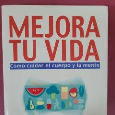 Libros: MEJORA TU VIDA LUIS GARCÍA CREMADES. Lote 276975228