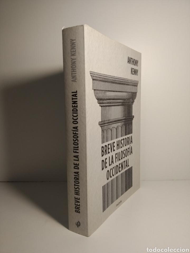 Libros: Breve historia de la filosofía occidental Anthony Kenny - Foto 3 - 277449538