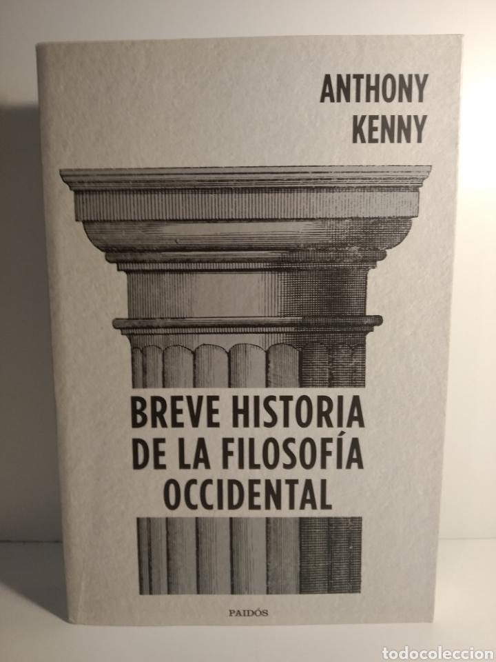 BREVE HISTORIA DE LA FILOSOFÍA OCCIDENTAL ANTHONY KENNY (Libros Nuevos - Humanidades - Filosofía)