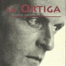 Libros: LUDWIG WITTGENSTEIN / LA ORTIGA.. Lote 277722543