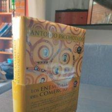 Livres: LOS ENEMIGOS DEL COMERCIO (III) - ANTONIO ESCOHOTADO.. Lote 278570598