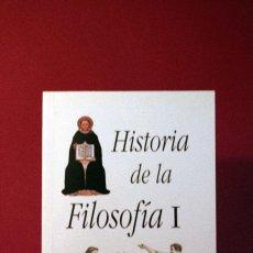 Libros: HISTORIA DE LA FILOSOFÍA I - FELIPE MARTÍNEZ MARZOA. ED. ITSMO. Lote 280124723