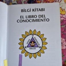 Libros: EL LIBRO DEL CONOCIMIENTO. Lote 288023563