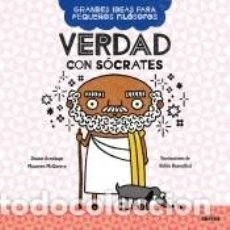 Libros: VERDAD CON SÓCRATES. Lote 288547358