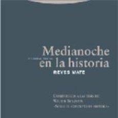 Libros: MEDIANOCHE EN LA HISTORIA. Lote 288867803