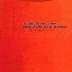 Libros: HAY UN MISTERIO EN EL MUNDO. Lote 288899898
