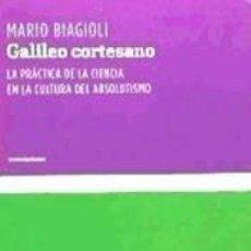 Libros: GALILEO CORTESANO. Lote 293721088